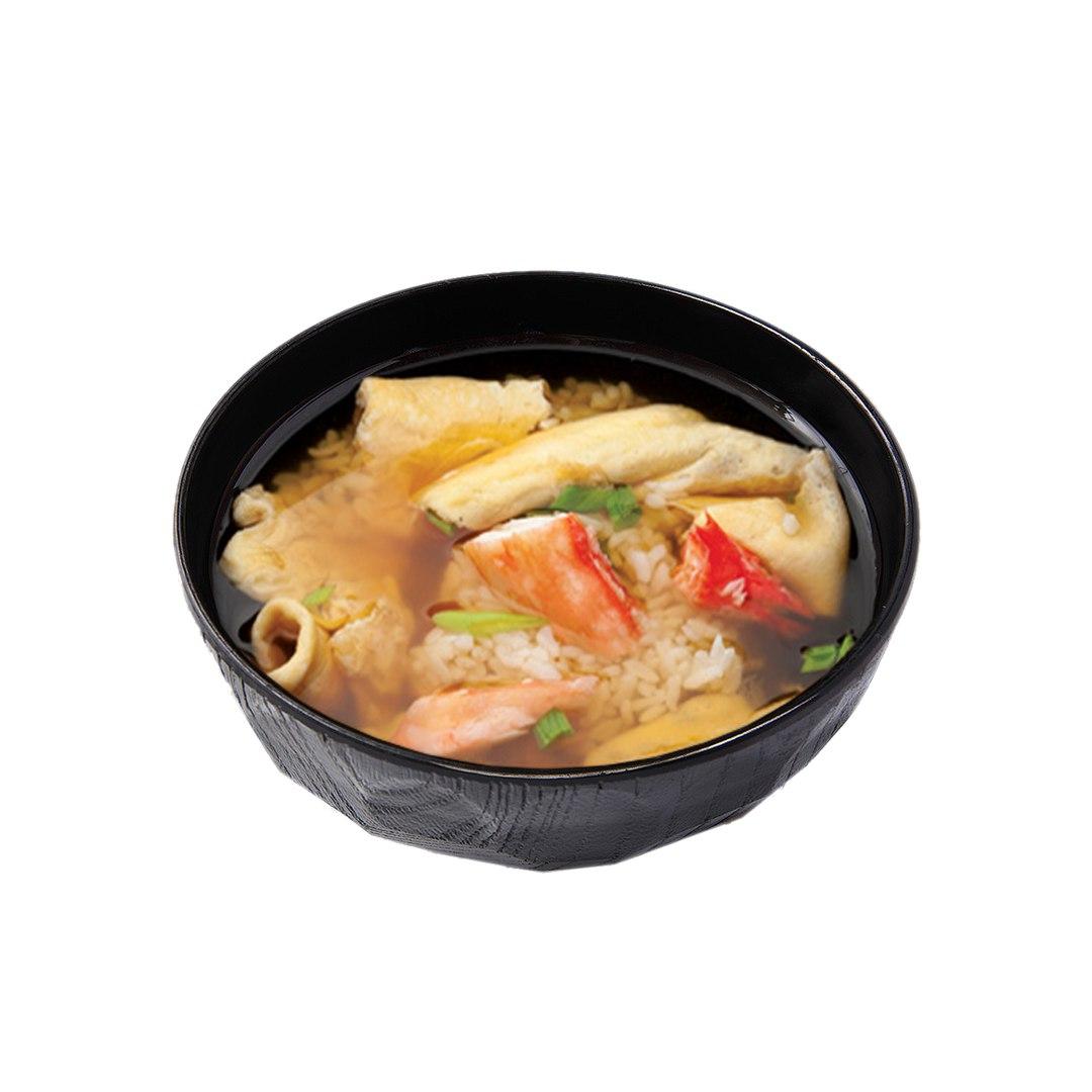 Заказать Суп с крабом с доставкой на дом в Серпухове, Суши-бар ТАЙХЕО