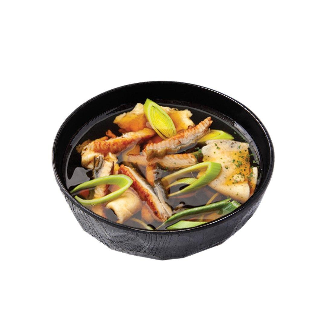 Заказать Суп с угрём с доставкой на дом в Серпухове, Суши-бар ТАЙХЕО