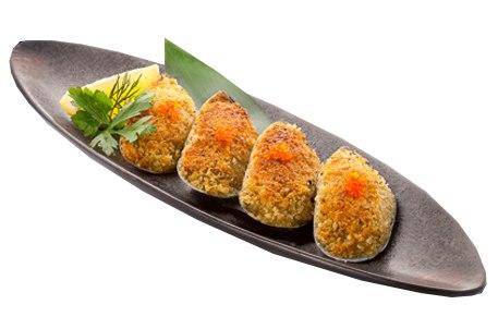 Заказать Запеченные мидии в остром соусе с доставкой на дом в Серпухове, Суши-бар ТАЙХЕО