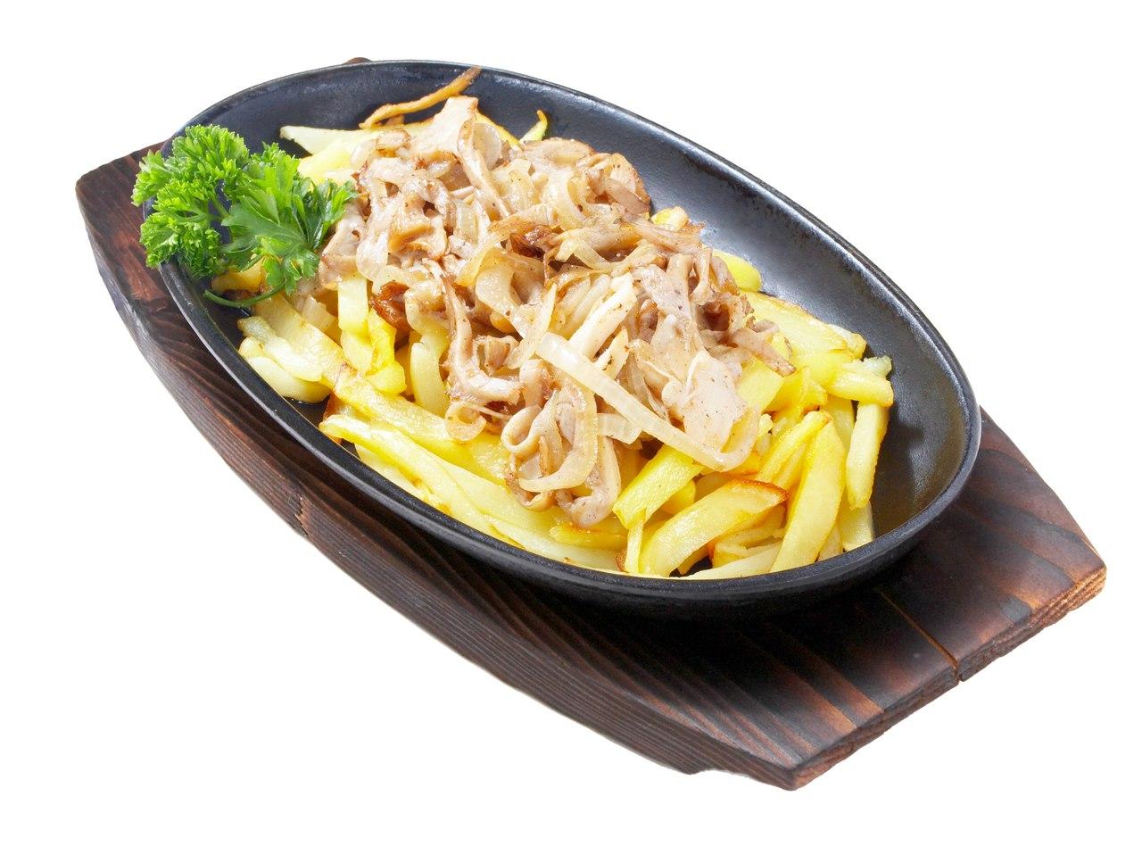 Заказать Картофель с грибами с доставкой на дом в Серпухове, Суши-бар ТАЙХЕО