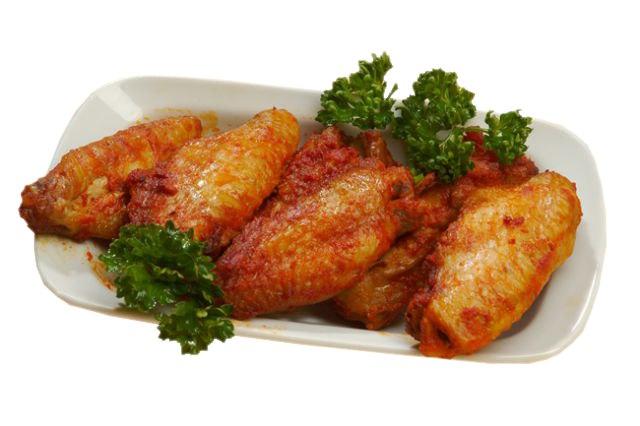 Заказать Крылышки в остром соусе с доставкой на дом в Серпухове, Суши-бар ТАЙХЕО