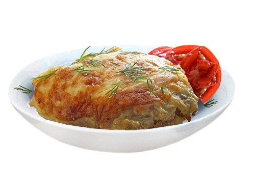 Заказать Куриное филе с сыром и грибами с доставкой на дом в Серпухове, Суши-бар ТАЙХЕО