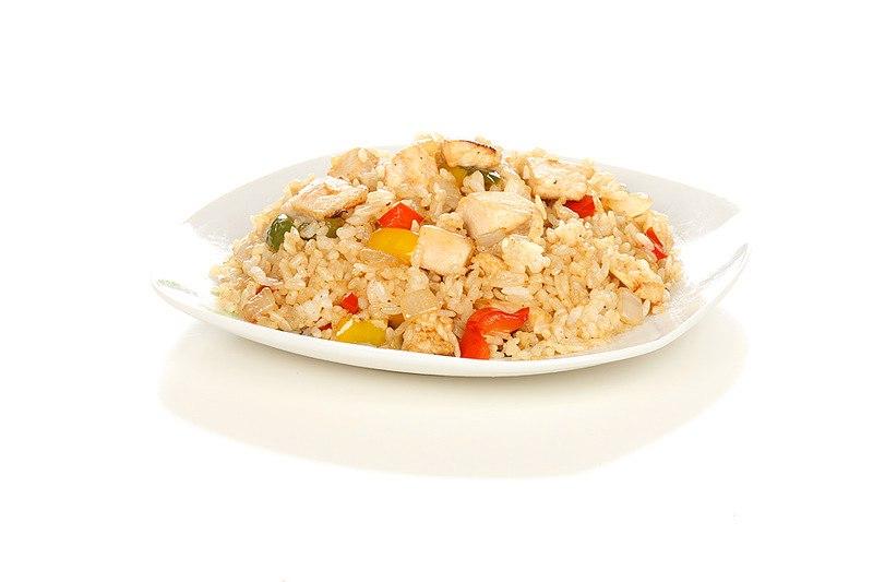 Заказать Рис с курицей с доставкой на дом в Серпухове, Суши-бар ТАЙХЕО