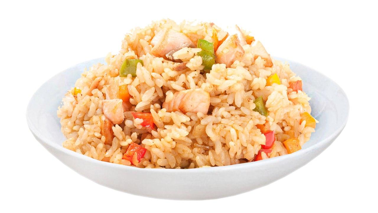 Заказать Рис с лососем с доставкой на дом в Серпухове, Суши-бар ТАЙХЕО