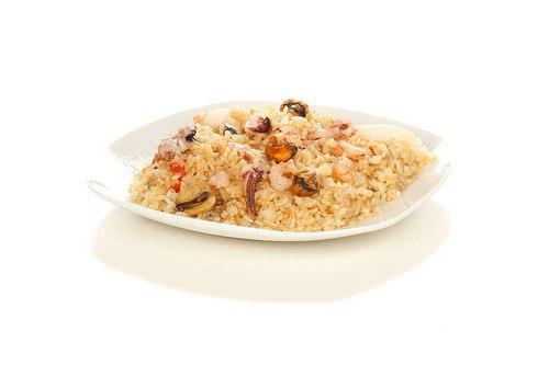 Заказать Рис с морепродуктами с доставкой на дом в Серпухове, Суши-бар ТАЙХЕО