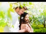 Love Story в цветущих садах