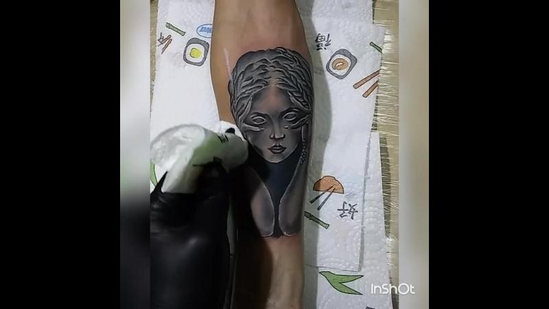 Татуировки в Стрежевом.