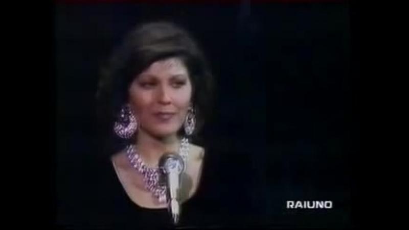 Claudia Mori Chiudi la portac 1985