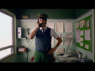 Come Together – directed by Wes Anderson starring Adrien Brody