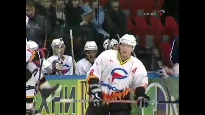 24.02.2007 Динамо - Северсталь
