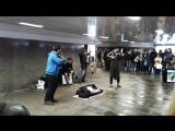 Яша Мулерман и MulermanBand. 22.04.2017 Переход на Арбат.