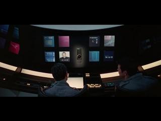 2001 год: Космическая Одиссея. Фантастика, детектив, приключения. Кейр Дуллеа, Гэри Локвуд, Уильям Сильвестр, Дэниэл Риктер.