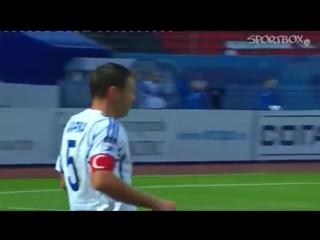 Футбол.Чемпионат России 6 тур Волга-Терек 1-0.Гол и лучшие моменты