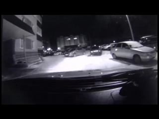 GTA по Озёрски!!! 1,5 км тащил инспектора ДПС на капоте