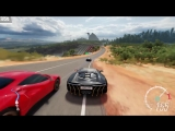Новый геймплей Forza Horizon 3.