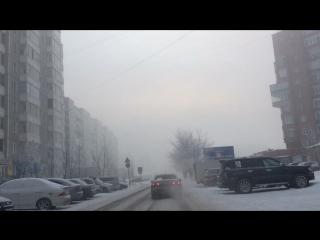Красноярск задыхается😩😩😩