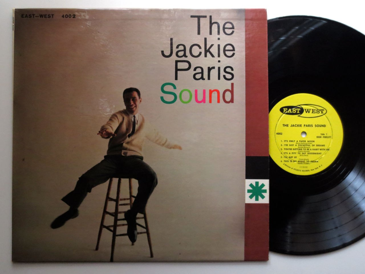 jackie paris - the jackie paris sound