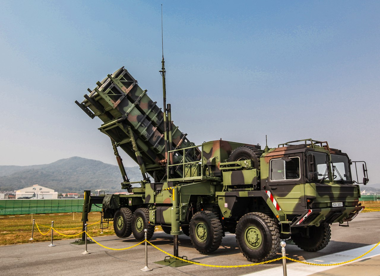 Южная Корея начала установку оборудования для системы ПРО США