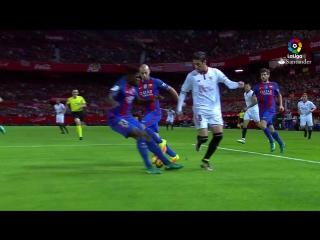 «Севилья»: лучший первый круг в истории клуба