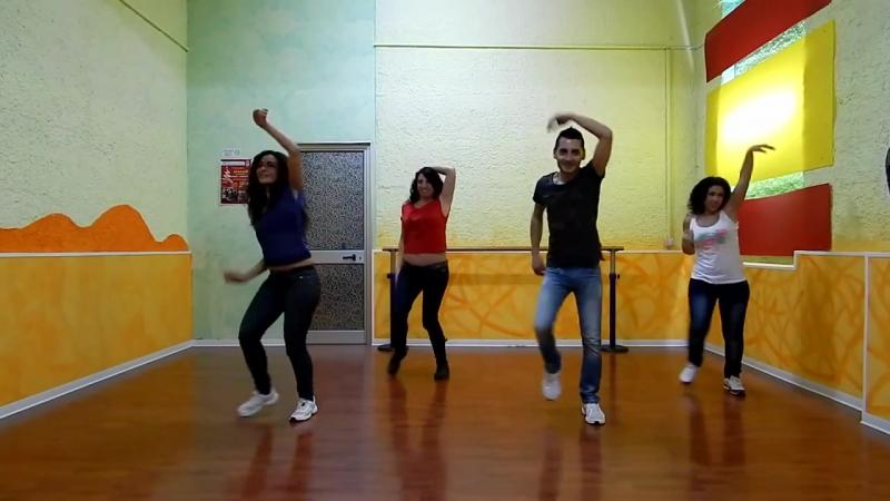 123456 BESAME (Pom Pom Però) by Anneè ft. El Heichero - Official Choreography 2014