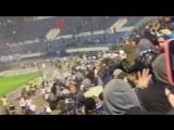 драка фанатов во время матча Факел -Динамо