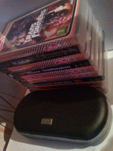 Продам PSP .чехол и 10 дисков в подарок. Продаю из за ненадобности.  В