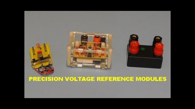 Scullcom Hobby Electronics 8 - Precision Voltage Reference Modules