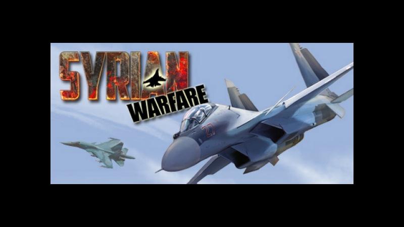 Etudes of war (from Syrian Warfare game) /Этюды войны Видео из игры Сирия: Русская буря