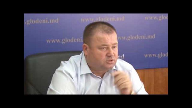 Glodeni.TV - Orasul Glodeni fara apa potabila (02.08.2016)