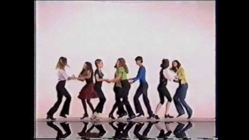 Степ (чечетка) в исполнении деток «Джаз-Степ-Танц-Класс!» Владимира Шпудейко