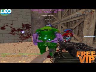 Counter-Strike 1.6 - Зомби апокалипсис №10 серия *FREE+VIP*