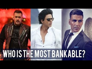 Not Shah Rukh Khan or Salman Khan but Akshay Kumar is the most BANKABLE actor in Bollywood