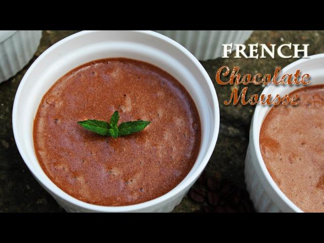 Французский Шоколадный Мусс с Ликёром Бейлис ♥ Рецепты NK cooking