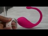 Lovense Lush Мощное виброяйцо, управляемое смартфоном