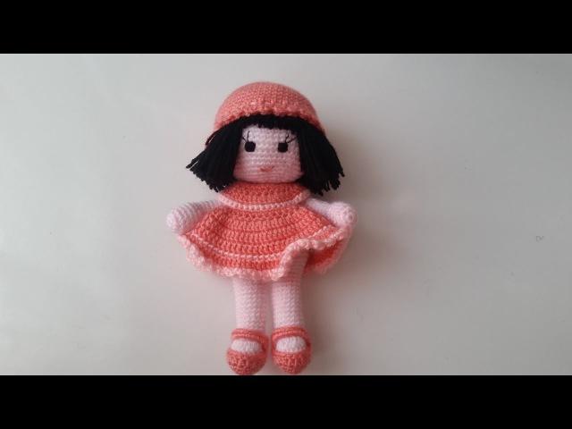 Amigurumi Bebek Yapımı 1 (Crochet Amigurumi Baby 1)