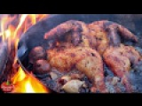 Epic Fried Whole Chicken! - feat. Mr.Ramsay the Owl