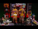 The Hype Bros get amped up for the holiday season with WWE Shop SmackDown LIVE Nov 29 2016