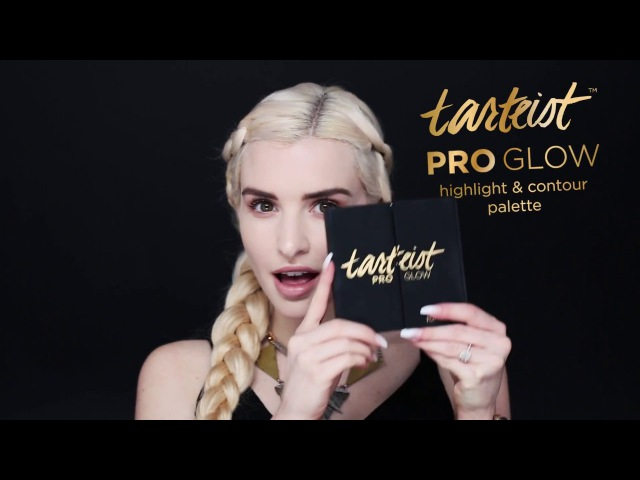 Контурная палетка Tarteist PRO GLOW palette