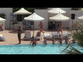 Остров Джерба (Тунис) - Djerba Island (Tunisia) - Hotel Club Palm Azur 4*