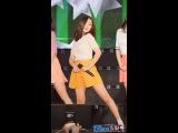 160831 여자친구 (GFRIEND) 신비 (SinB) 직캠 너 그리고 나 NAVILLERA [원주시민의 날 한마음 콘서트] by Spinel