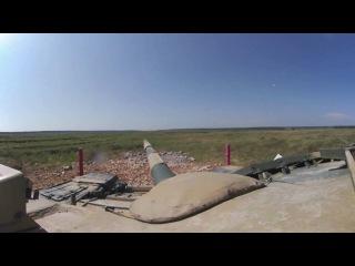 ВИДЕО 360: Танковый биатлон в Алабине