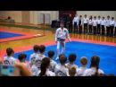Показательное выступление В И Майсерика на открытом Кубке Кировской области по тхэквондо