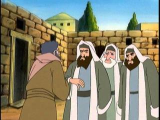 Великие Библейские герои и истории:Тайная вечеря, распятие и воскрешение