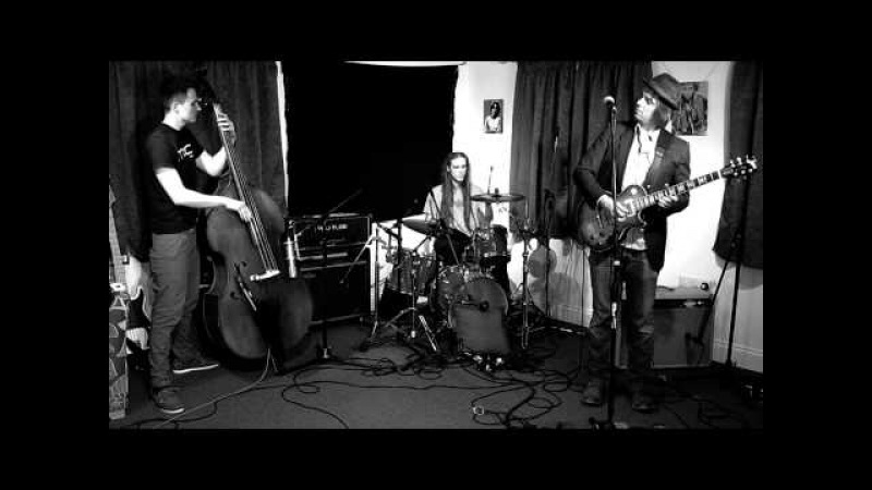 Messin' Round Dan Sowerby Band Live Studio Session