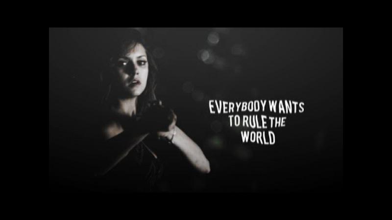Multifandom | Rule The World.