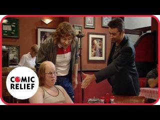 Little Britain meets George Michael | Comic Relief
