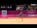 Evgenia Kanaeva RUS Olympic games London 2012 Final Hoop