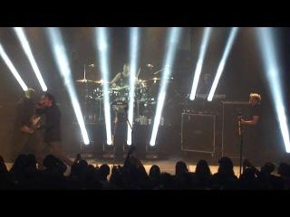 Three Days Grace - Chalk Outline (Live) @ The Theatre of Living Arts, Philadelphia, PA, USA 23/10/2012