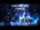 Stamina Dragonknight Build Venom PvE - Homestead