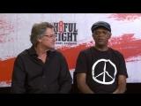 Samuel L. Jackson Kurt Russell Talks Hateful Eight And The N-word